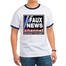 Faux News - On a T