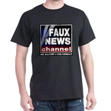 Faux News - On a T-Shirt