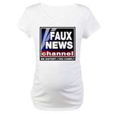 Faux News - On a Shirt