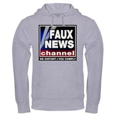 Faux News - On a Hoodie