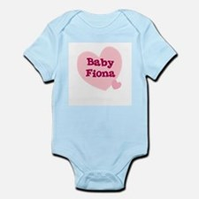 Baby Fiona Infant Creeper