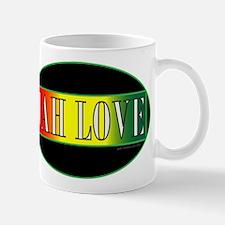 JAH LOVE 3 Mug