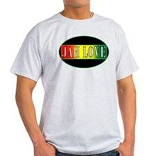 JAH LOVE 3 T-Shirt