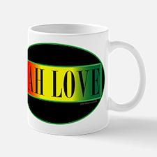 JAH LOVE 3A Mug
