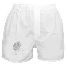 Cute Black people design Boxer Shorts