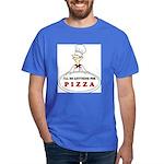 I'LL DO ANYTHING FOR PIZZA Dark T-Shirt