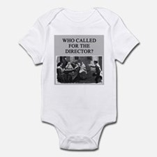 duplicate bridge player gifts Infant Bodysuit
