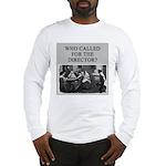 duplicate bridge player gifts Long Sleeve T-Shirt