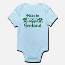 Made In Ireland Infant Bodysuit
