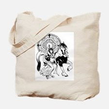 Gypsy Dancer Tote Bag