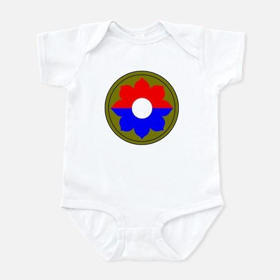 9th Infantry Division Infant Bodysuit