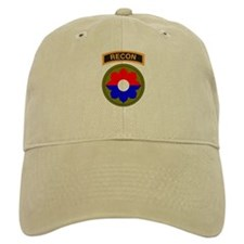 9th Infantry Div with Recon T Baseball Cap