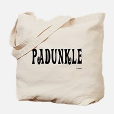 Padunkle - On a Tote Bag