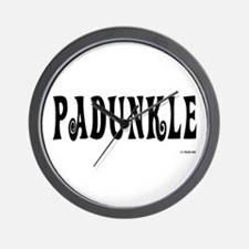 Padunkle - On a Wall Clock