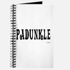 Padunkle - On a Journal
