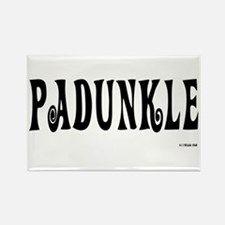 Padunkle - On a Rectangle Magnet