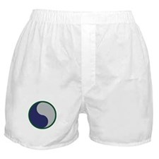 29th Infantry Division Boxer Shorts