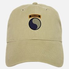 29th Infantry Div with Recon Baseball Baseball Cap