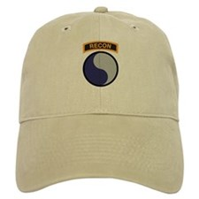 29th Infantry Div with Recon Baseball Cap