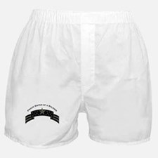 Proud Sister of a Soldier, St Boxer Shorts