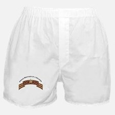 Proud Brother of a Soldier St Boxer Shorts