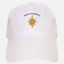 Military Intelligence Baseball Baseball Cap