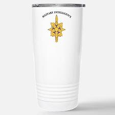 Military Intelligence Travel Mug
