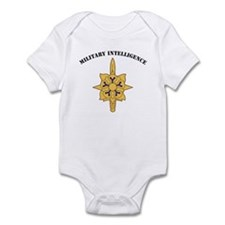 Military Intelligence Onesie