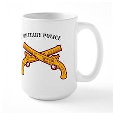 MP Insignia Military Police Mug