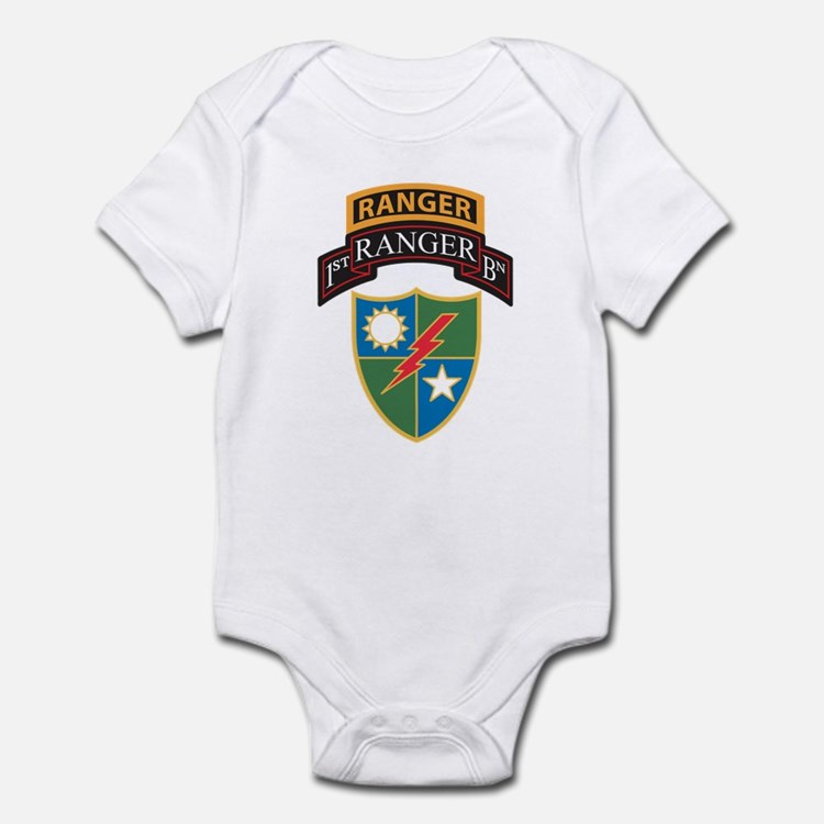 Airborne Ranger Baby Clothes Gifts Baby Clothing