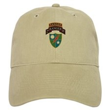 2nd Ranger Bn with Ranger Tab Baseball Cap