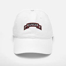 1st Ranger BN Scroll Baseball Baseball Cap