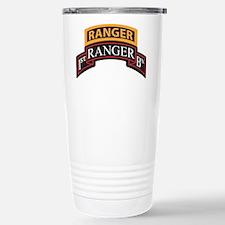 1st Ranger BN Scroll with Ran Travel Mug