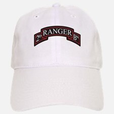 2D Ranger BN Scroll Baseball Baseball Cap