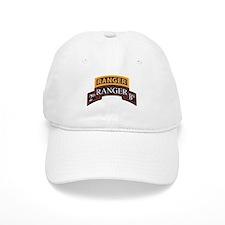 2D Ranger BN Scroll with Rang Baseball Baseball Cap