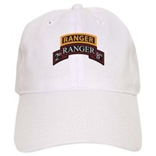 2D Ranger BN Scroll with Rang Baseball Cap