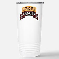 2D Ranger BN Scroll with Rang Stainless Steel Trav