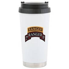 2D Ranger BN Scroll with Rang Travel Mug