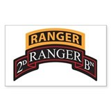2nd ranger battalion wwii diamond Single