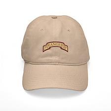 2nd Ranger Bn Scroll Desert Baseball Baseball Cap