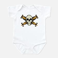 Funny Tony hawk Infant Bodysuit