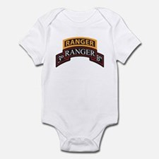 3D Ranger BN Scroll with Rang Infant Bodysuit