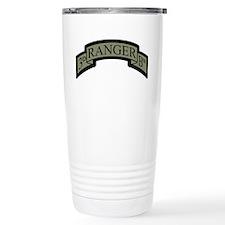 3rd Ranger Bn Scroll ACU Travel Mug