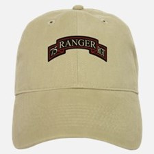 75 Ranger RGT scroll Baseball Baseball Cap