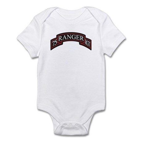 75 Ranger RGT scroll Infant Bodysuit