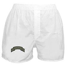 75th Ranger Regt Scroll ACU Boxer Shorts