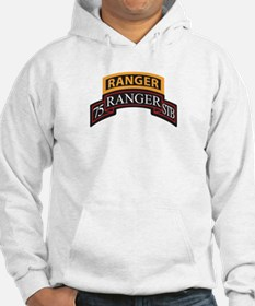 75 Ranger STB scroll with Ran Hoodie