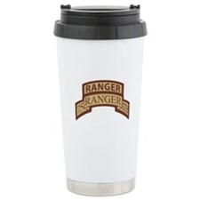 75th Ranger STB Scroll/Tab De Travel Mug