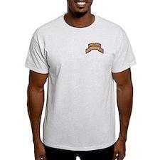 75th Ranger STB Scroll/Tab De T-Shirt