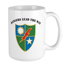 75th Ranger Regiment - Ranger Mug